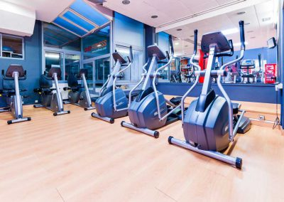 Sala de Fitness Quo-1