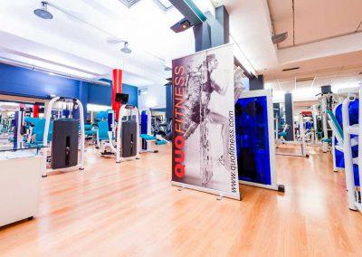 Sala de Fitness Quo-2