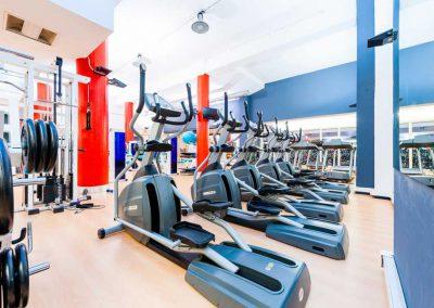 Sala de Fitness Quo-3
