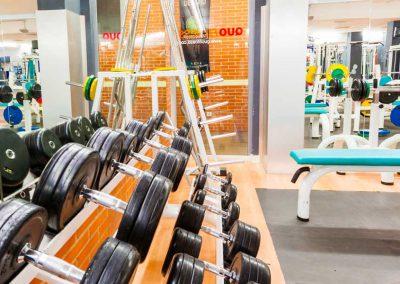 Sala de Fitness Quo-4