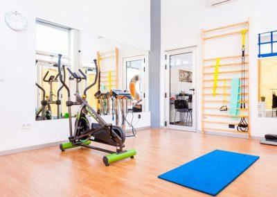 Sala de Fitness Quo