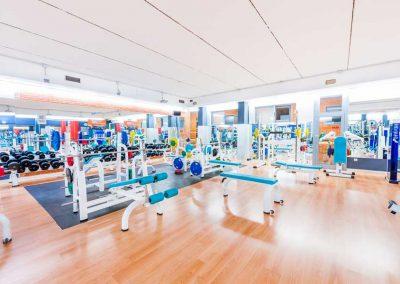 Sala de Fitness Quo-5