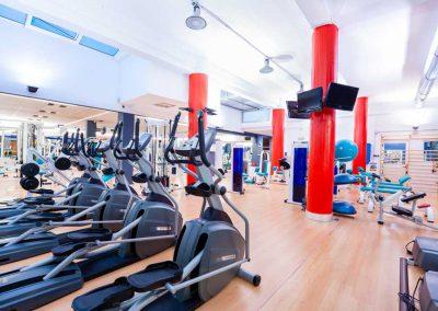 Sala de Fitness Quo-6