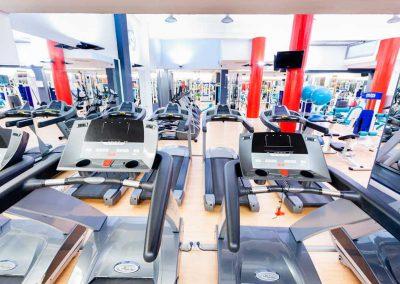 Sala de Fitness Quo-7